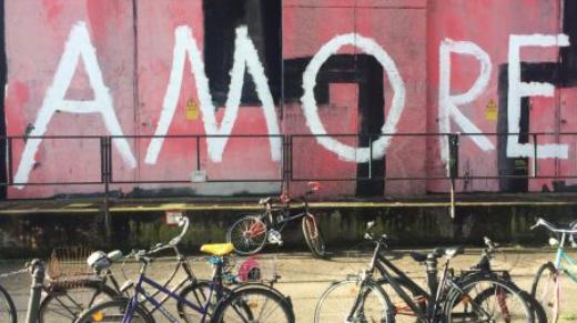 Nachhaltigkeit _Fahrrad